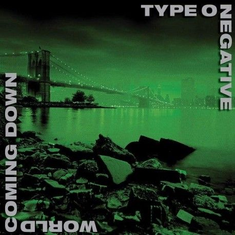 Type O Negative - World Coming Down LP