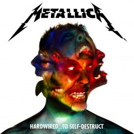 Metallica - Hardwired... To self - destruct