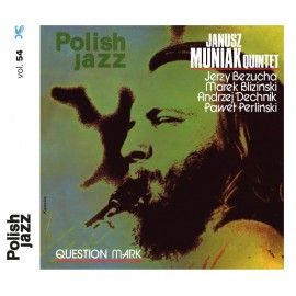 Janusz Muniak Quintet - Question mark - Polish Jazz vol. 54 LP