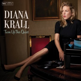 Diana Krall - Turn up the quiet LP